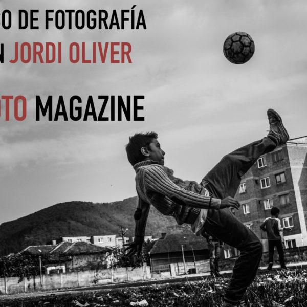 CURSO FOTO. OUT MAGAZINE. JORDI OLIVER